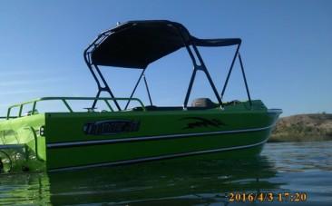 2016 Thunder Jet Boat